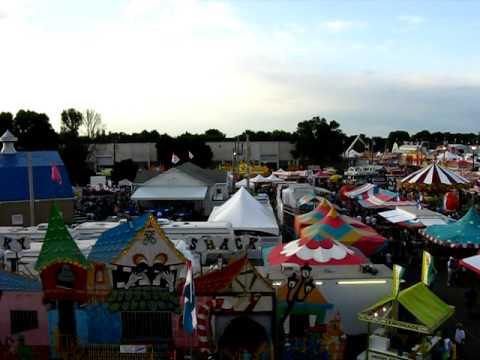 Ferris Wheel, Steele County Free Fair, Owatonna, MN 2011