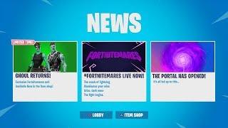 NEW FORTNITEMARES GAMEPLAY! INSANE NEW FORTNITEMARES UPDATE! FORTNITE BATTLE ROYALE!