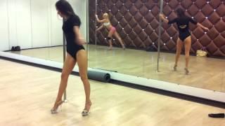 Exotic Pole Dance связка. Маршева Татьяна
