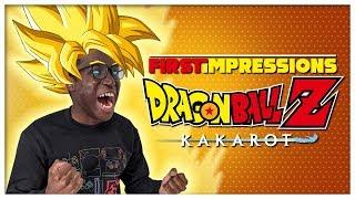 Dragon Ball Z: Kakarot - First Impressions