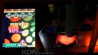 Kon - STOMP (Expert) AAA#280 on Dancing Stage Euromix 2 (Arcade, Europe)