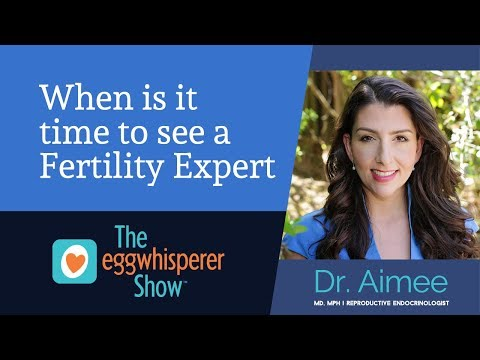 When is it time to see a Fertility Expert