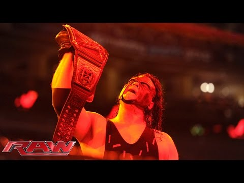 Download Youtube: Kane undergoes a terrifying transformation on Raw: Raw, Sept. 28, 2015