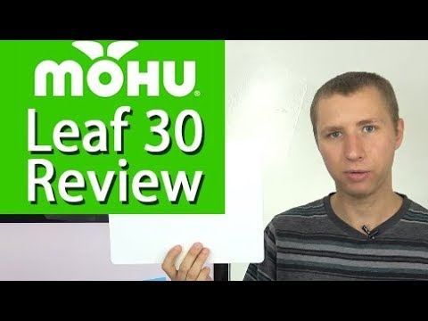 Mohu Leaf 30 Flat Indoor HD TV Antenna Review