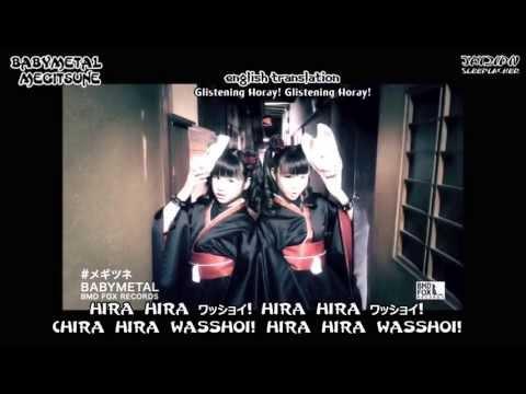 Heads Or Tails | BabyMetal - Megitsune [メギツネ ] MV + Kanji + Romaji + English Subs