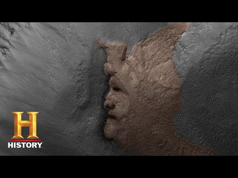 Ancient Aliens: EVIDENCE OF LOST CIVILIZATIONS ON MARS (Seas