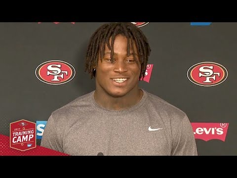 LB Reuben Foster: 'Im Ready for Starting Role'