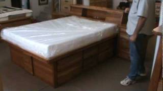 Chestbeds / Captains Bed - Bedroom Storage