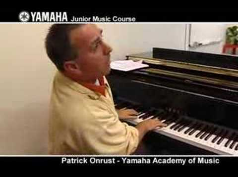Junior Music Course - YAMAHA
