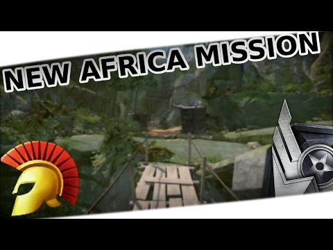 Warface New Africa PvE Map [NO HUD NO Crosshair]