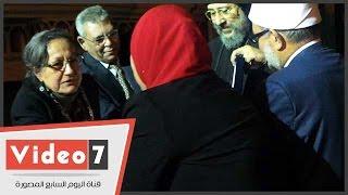 العائلة المصرية يكرم سكينة فؤاد ونادية زخارى فى احتفالية عيد الأم