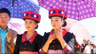 Hmong Lao New Year 2015 - PebCaug nyob Xeev-Phousavan - 2015. p4/5 (HD)