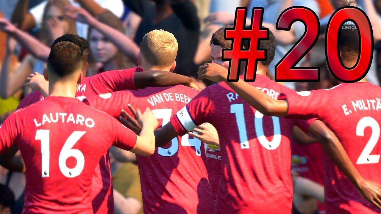 FIFA 21 ►  CARRIERE DE MILIEU #20 ON REVIENT BIEN
