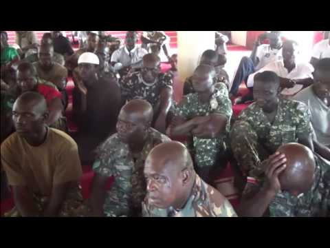 Advice on Tawheed to the Military personnel || Chebbo Ogo Cham || Mandinka