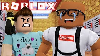 BEING BULLIED IN ROBLOX (Roblox Roleplay)