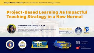 Project-Based Learning As Impactful Teaching Strategy in a New Normal