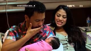 Istri Giring Nidji melahirkan anak ketiga