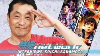 坂本浩一監督 Koichi Sakamoto Kyuranger Interview キュウレンジャーVSスペース・スクワッド thumbnail