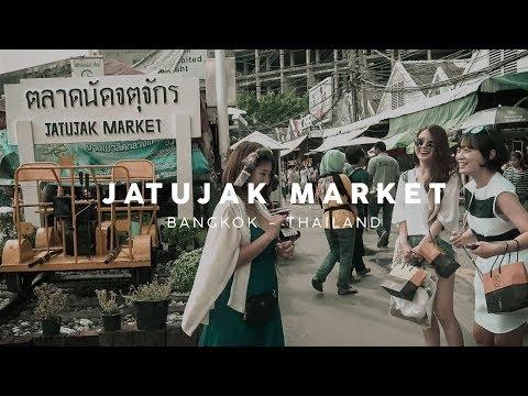 Jatujak Market - Bangkok