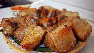 Свиные ребрышки / Очень вкусный рецепт ребрышек в духовке