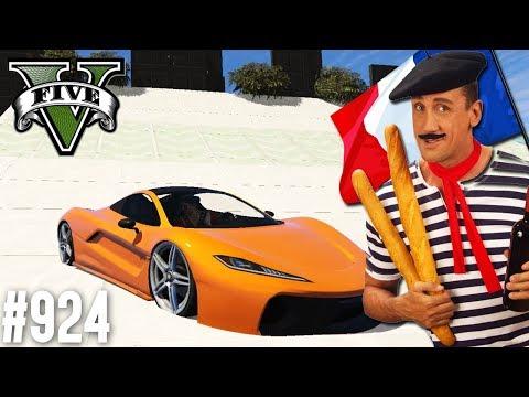 Franzosen TROLLEN uns richtig HART - Troll Parcour! (+Download) | GTA 5 - Custom Map Rennen