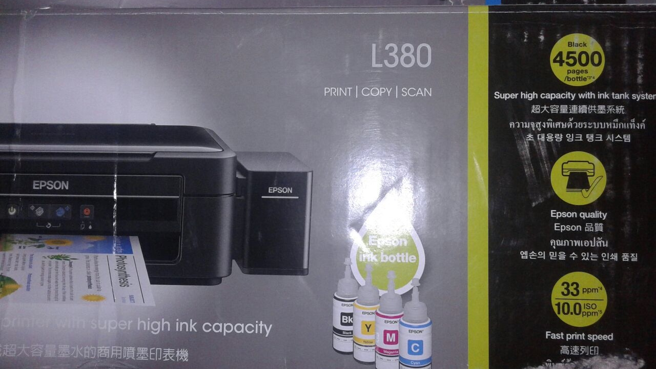 New Epson L380 Printer Easy Instlation By More Ideas Mainboard L805 Wifi