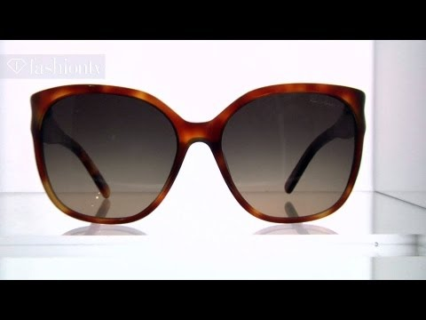 Glasses Trends at Mido Expo Milan ft Designs by Valentino, Ralph Lauren, Karl Lagerfeld | FashionTV