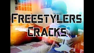 ♫ Freestylers - Cracks (FluxPavilion Remix) Guitar Dubstep
