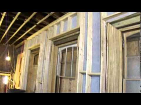 Great Falls Construction Gorham Maine Historic Renovation at Grand Trunk Railroad in progress