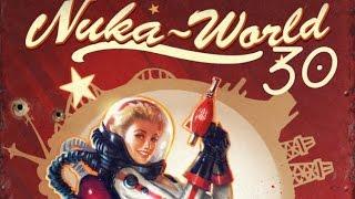 """Прохождение Fallout 4 №30 (Nuka World №5) - Тайна """"Ядер-Колы"""""""