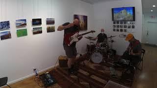 Brian Kastan-guitar, Mike Bendy-bass, Peter O'Brien-drums