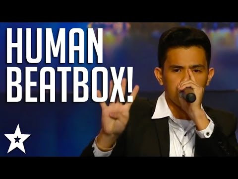 INCREDIBLE Human Beatbox on Asia's Got Talent! | Got Talent Global