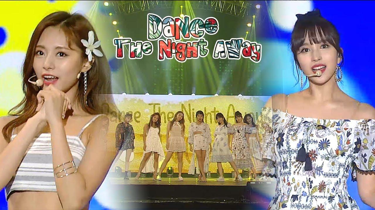 Hot Twice Dance The Night Away 트와이스 Dance The Night Away