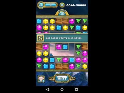 Jewels Saga World 5 level 204 (Android)