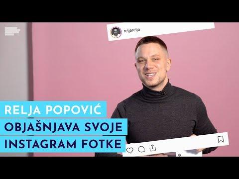 Relja objašnjava svoje Instagram fotke | MONDO inŠTAgram | S01E03