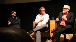 Part 2 video of Martin Scorsese and Adam Somner, interviewed by Paul Thomas Anderson