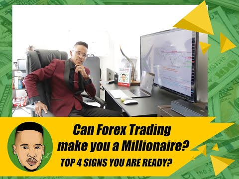 Can you be a millionaire off forex