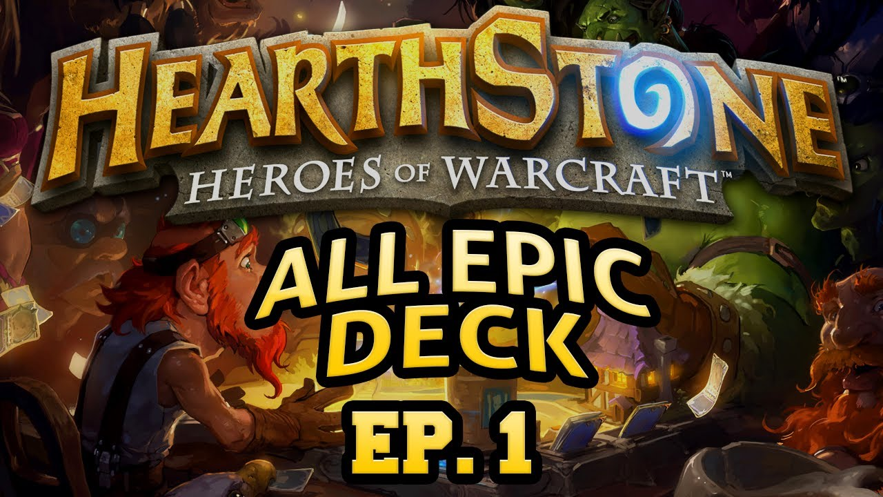 hearthstone how to build a deck reddit