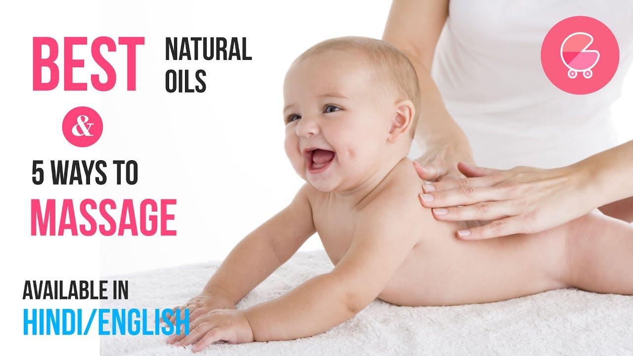 Best Baby Massage Oil For Strong Bones - Babygogo