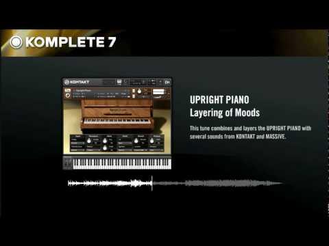Download Native Instruments - Upright Piano 1 4 0 KONTAKT v5