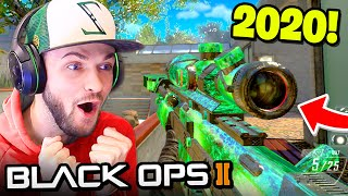 Ali-A plays Black Ops 2 in 2020!