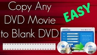How to Copy DVD to DVD - Back Up DVD Movies(How to Copy DVD to DVD - Backup DVD Movies Download Free Trial ▻ http://goo.gl/OqCHb2 In today's video I will be showing you how to copy a DVD to a ..., 2014-02-26T16:41:28.000Z)