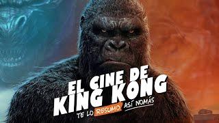 La Evolución De King Kong | #TeLoResumo