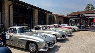 Flying to Italy for the Mille Miglia