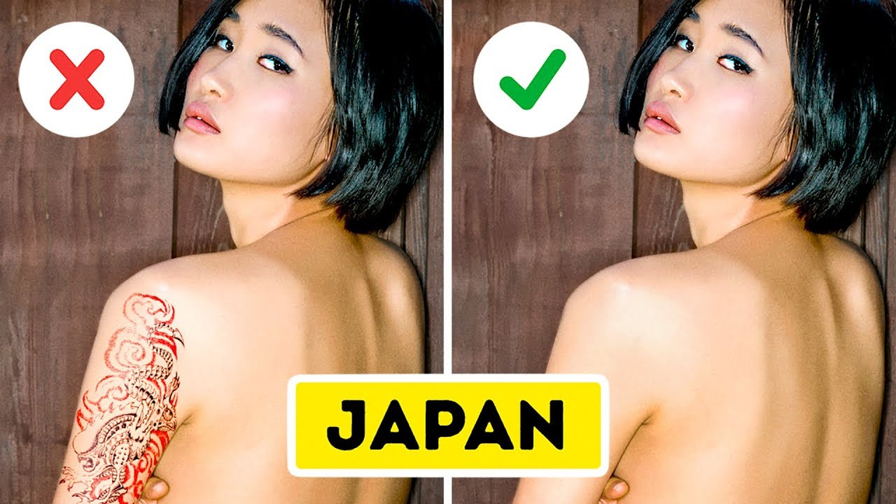 You Can't Do These 19 Things in Foreign Countries