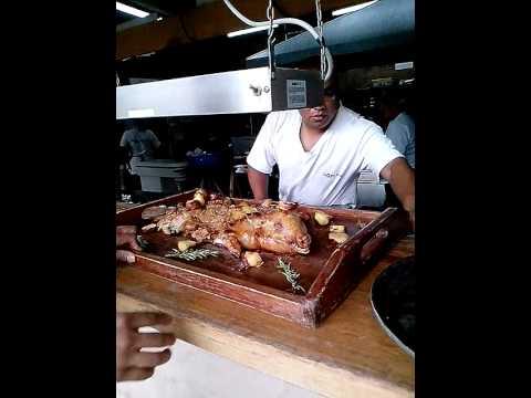 Peru's culinary delight