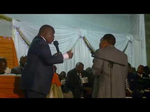African Gospel Church fascadale Rev Ngongoma 2