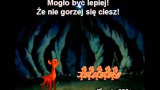 Rudolph The Red-Nosed Reindeer- It Could Always Be Worse. (Polish)