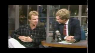 1985 - Sting w/Roxanne and Talks w/Dave