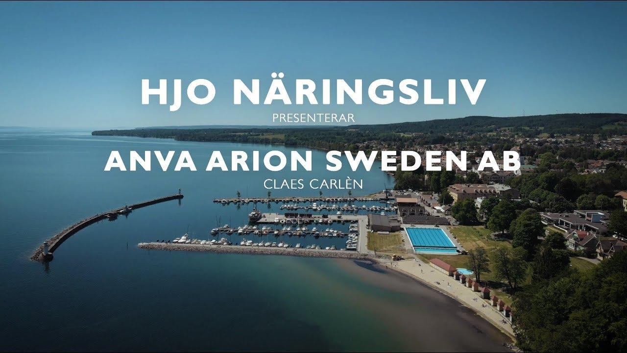 arion sweden hjo